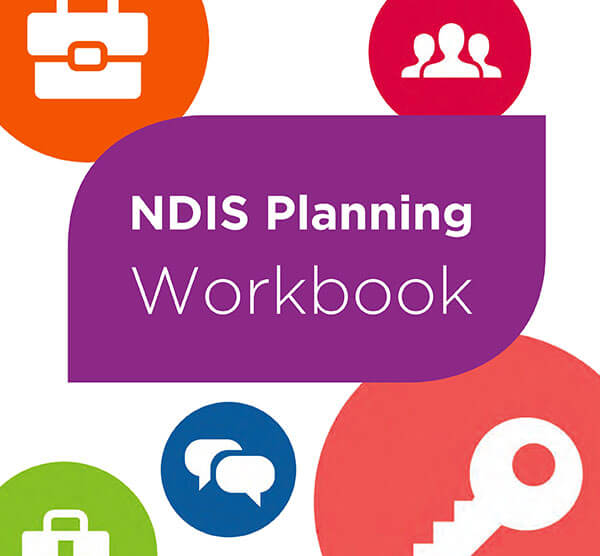 ACD NDIS Planning Workbook front cover